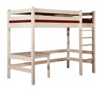 Кровать Классик № 2 верхнеярусная