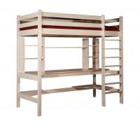 Кровать Классик № 3 верхнеярусная