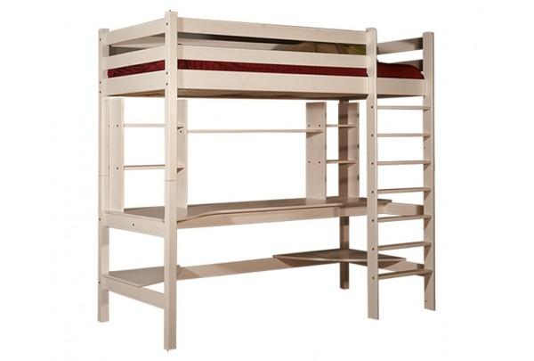 Кровать Классик № 3 верхнеярусная  • Кровати  Двухьярусные