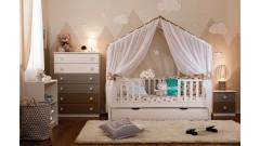 Кровать Тимберика Кидс №10 • Детские кровати