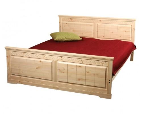 Кровать Дания №1   2-спальная