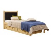 Кровать Дания №1/1 мягкая (без ящиков)