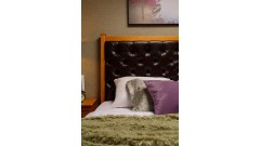 Кровать Дания № 1/1 мягкая (без ящиков) • Детские кровати