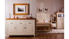 Кровать мягкая Дания № 9 • Двуспальные кровати