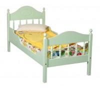 Кровать Фрея №2 с фигурными бортиками