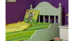 Кровать Фрея №2 с фигурными бортиками • Детские кровати
