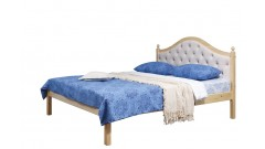 Кровать Кая № 1 мягкая • Двуспальные кровати