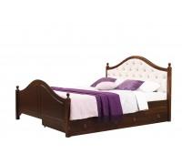 Кровать Кая № 2 мягкая,с ящиками