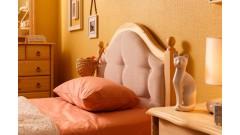 Кровать Кая № 2 мягкая • Детские кровати