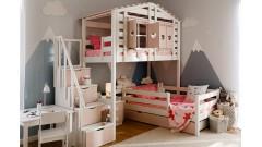 Кровать Тимберика Кидс № 3 • Детские кровати