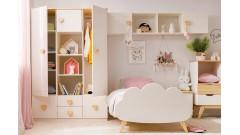 Кровать Тимберика Кидс №26 (Облачко) • Детские кровати