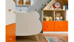 Кровать Тимберика Кидс №27 (Мишка) • Детские кровати