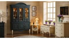 Мебель для гостиной Валенсия из массива сосны