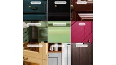 Шкаф Дания 2-створчатый № 5 • Мебель «ДАНИЯ»