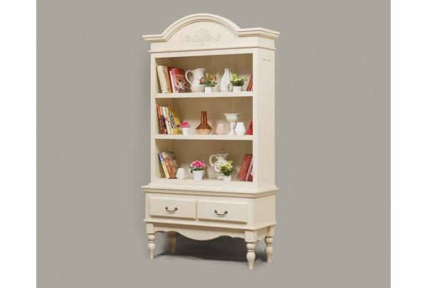 Стеллаж Валенсия 2-14 • Мебель «ВАЛЕНСИЯ»
