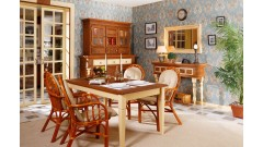 Сервант Валенсия 2-20 • Мебель «ВАЛЕНСИЯ»