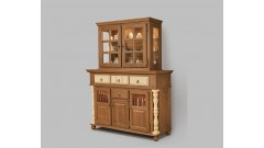 Сервант Валенсия 2-21 • Мебель «ВАЛЕНСИЯ»