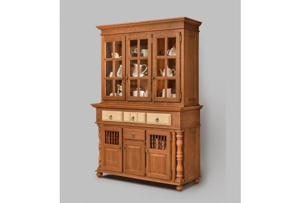 Сервант Валенсия 2-22 • Мебель «ВАЛЕНСИЯ»