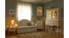Сервант Валенсия 2-26 • Мебель «ВАЛЕНСИЯ»