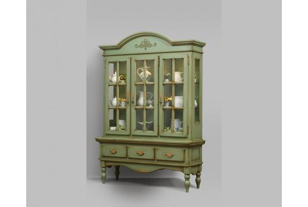 Сервант Валенсия 2-32 • Мебель «ВАЛЕНСИЯ»