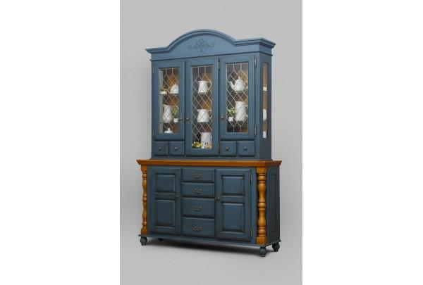 Сервант Валенсия 2-49 • Мебель «ВАЛЕНСИЯ»