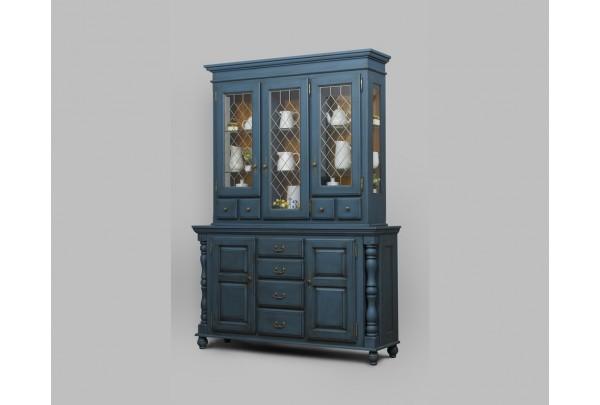 Сервант Валенсия 2-50 • Мебель «ВАЛЕНСИЯ»