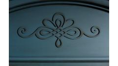 Сервант Валенсия 2-51 • Мебель «ВАЛЕНСИЯ»