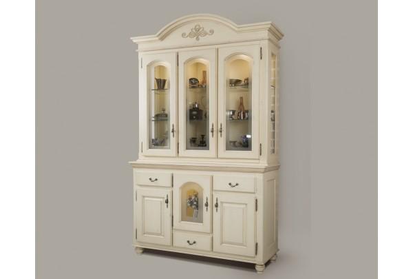 Сервант Валенсия 2-6 • Мебель «ВАЛЕНСИЯ»