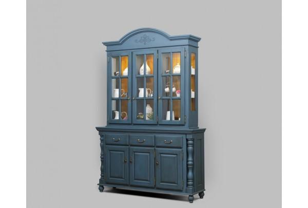 Сервант Валенсия 2-61 • Мебель «ВАЛЕНСИЯ»