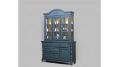Сервант Валенсия 2-62 • Мебель «ВАЛЕНСИЯ»
