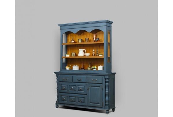 Сервант Валенсия 2-65 • Мебель «ВАЛЕНСИЯ»