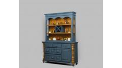 Сервант Валенсия 2-66 • Мебель «ВАЛЕНСИЯ»