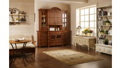 Сервант Валенсия 2-73 • Мебель «ВАЛЕНСИЯ»