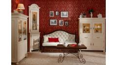 Сервант Валенсия 2-80 • Мебель «ВАЛЕНСИЯ»