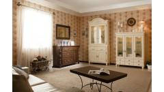 Сервант Валенсия 2-8 • Мебель «ВАЛЕНСИЯ»