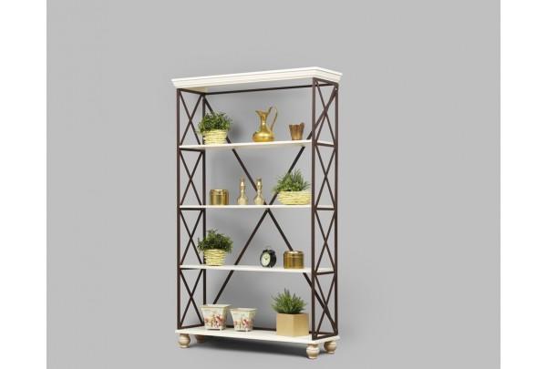 Стеллаж Валенсия 2-47 • Мебель «ВАЛЕНСИЯ»