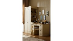 Шкаф Дания 2-створчатый №5 • Мебель «ДАНИЯ»
