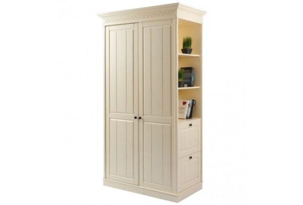 Шкаф Дания 2-створчатый №4 • Мебель «ДАНИЯ»