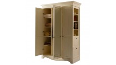 Шкаф Дания 3-створчатый № 5 • Мебель «ДАНИЯ»