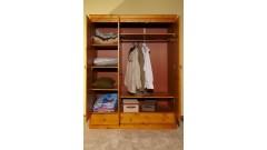 Шкаф Дания 3-створчатый • Мебель «ДАНИЯ»