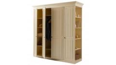 Шкаф Дания 4-створчатый №2 • Мебель «ДАНИЯ»