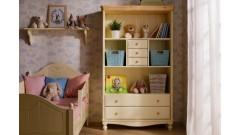 Шкаф книжный Айно № 7 • Шкафы