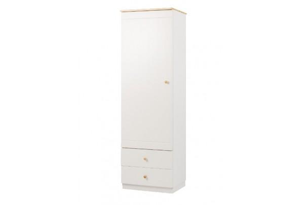 Шкаф 1-створчатый Тимберика Кидс № 1 • Мебель «ТИМБЕРИКА КИДС»