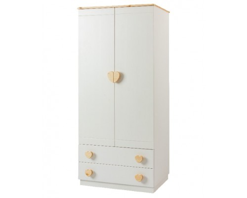 Шкаф 2-створчатый Тимберика Кидс № 1