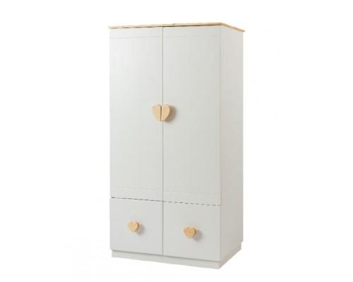 Шкаф 2-створчатый Тимберика Кидс № 5