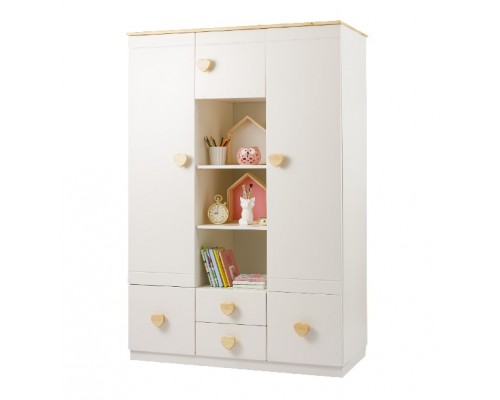 Шкаф 3-створчатый Тимберика Кидс №1