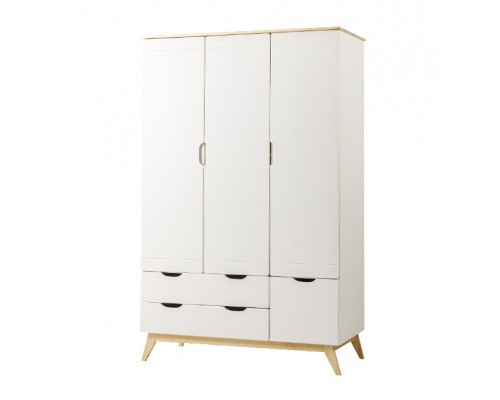 Шкаф 3-створчатый Тимберика Кидс № 4