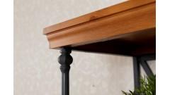 Стеллаж Дания № 2 металл • Мебель «ДАНИЯ»