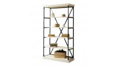 Стеллаж Дания №2 металл • Мебель «ДАНИЯ»