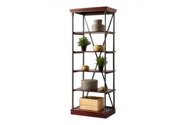 Стеллаж Дания № 3 металл • Мебель «ДАНИЯ»